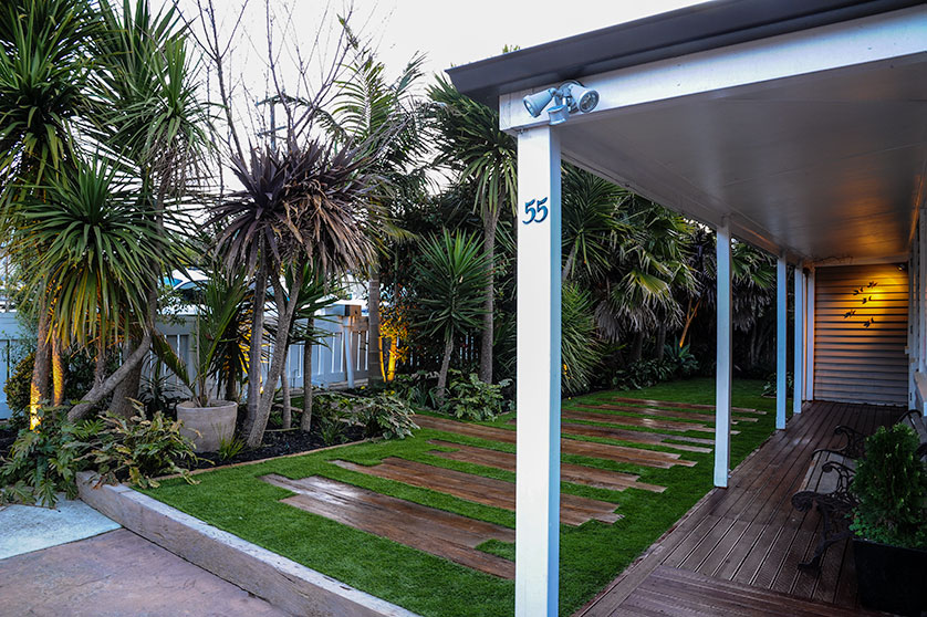 Landscaping Auckland | Branche Landscapes